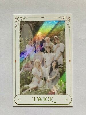 $ CDN6 • Buy TWICE More & More Withdrama Hologram Official Photocard Trading Card