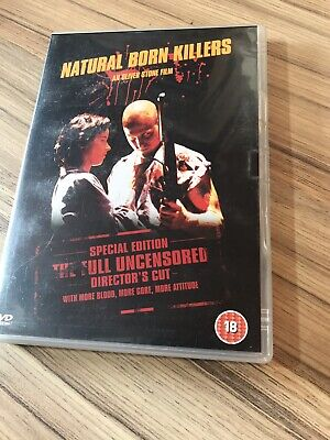 Natural Born Killers: Director's Cut DVD (2003) Woody Harrelson  • 0.99£