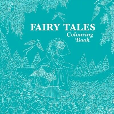 Fairy Tales Colouring Book • 8.49£