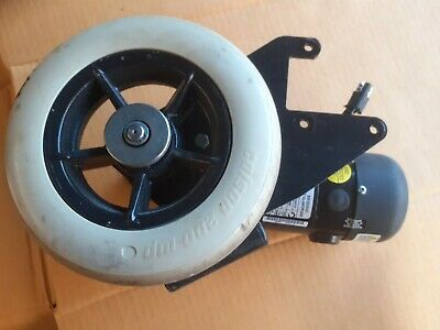 Invacare Apollo Electric Wheelchair Rear Wheel And Motor Good Working Left • 45£