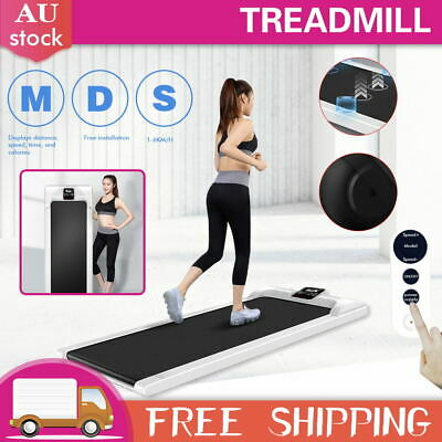 AU298 • Buy LCD Walking Pad Treadmill Home Gym Fitness Equipment Running Exercise Machine AU