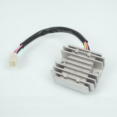 Regulator Rectifier Voltage RMS For Scooter Sym 125 Husky 1999 To 2000 • 33.79£