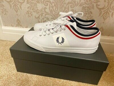 Fred Perry Shoes Size 8 • 45£