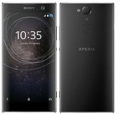 AU135.42 • Buy Sony Xperia XA2 - 32GB - Black (Unlocked) Smartphone