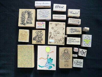 Clear Out Of Hand Stamps • 0.50£