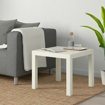 IKEA 'LACK' Side Table - Great Condition - White • 9.99£