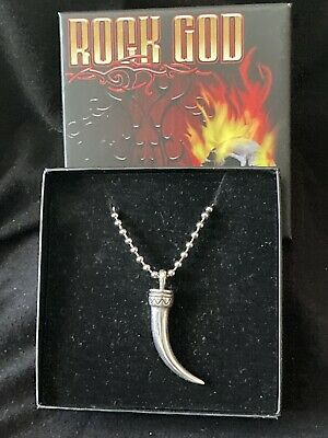 Horn Of Plenty Necklace - Goth - Gift Boxed • 4.99£