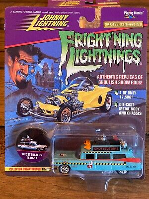 Johnny Frightning Lightnings 1:64 Ghostbusters 1959 Cadillac Ecto-1 Mysterion • 9.99£