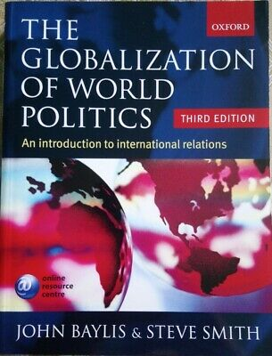 The Globalization Of World Politics (2004, Paperback, Revised) • 7.99£