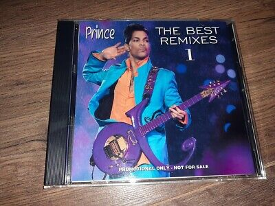 Prince - THE BEST REMIXES 1/2 - 2 X CD Albums • 14£
