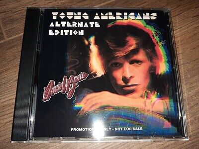 David Bowie - YOUNG AMERICANS - Alternate Edition - CD Album Brand New • 7.50£