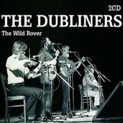 DUBLINERS - The Wild Rover - 2001 30 Track Double CD  • 2.99£