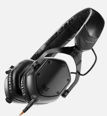 V-Moda XS Compact Noise-Isolating On-Ear Folding Metal Headphones.  • 114.99£