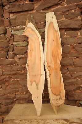 2 Yew Boards, With Live Edges R312 • 28£