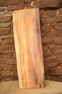Yew Timber Board 1 Live Edge R316a • 40£