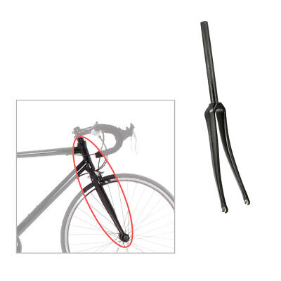 £30.69 • Buy 28.6mm Carbon Fiber Mountain Bike Bicycle Front Fork Cycling Bicycle Fork R3F6
