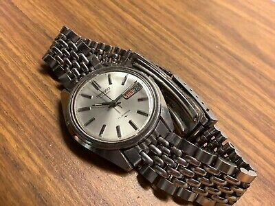 $ CDN57.35 • Buy Seiko Automatic Mens Watch Original Band Vintage Day Date 7006-8007