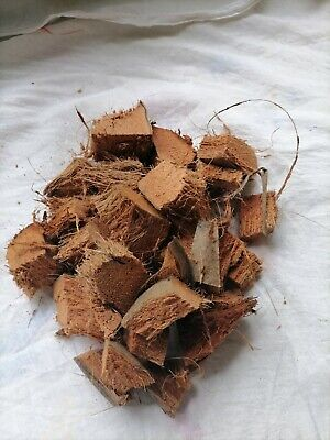 £15.80 • Buy Coconut Husk Fiber Chips For Orchids Flowers Other Plants Natural Organic Chips