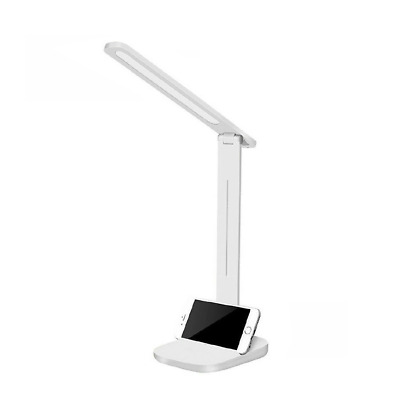 AU16.49 • Buy Touch LED Desk Lamp Bedside Study Reading Table Light USB Ports Dimmable AU
