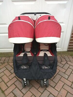 Baby Jogger City Mini Double Pushchair • 80£