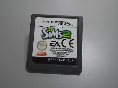 The Sims 2  Nintendo DS Lite DSi 3DS  Town Life Simulation Sim Two II • 7.95£