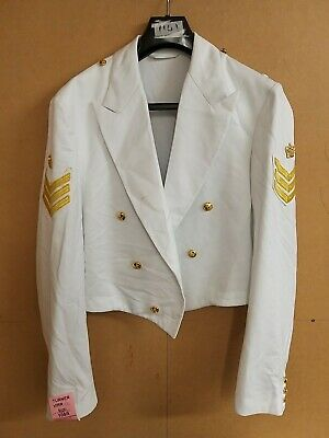 £42.25 • Buy British RAF Military No8 Tropical Mess Dress Ceremonial Jacket Tunic & Buttons