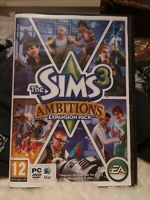 The Sims 3: Ambitions (PC: Mac, 2010) • 2.60£