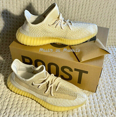 Adidas Yeezy Boost 350 V2 Natural Size UK 11.5 / US 12 BRAND NEW - 100% Genuine • 215£