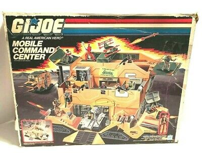 $ CDN364.95 • Buy GI Joe ARAH Mobile Command Center With Box And Blueprints Complete Awesome!