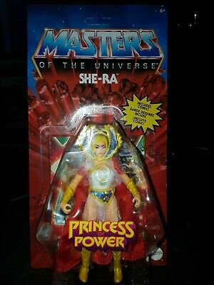 $106.75 • Buy Masters Of The Universe Origins SHE-RA PRINCESS OF POWER 2020 Figure In Stock 2