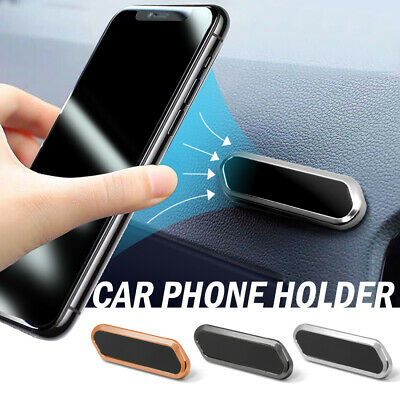 $6.95 • Buy Strip Magnetic Car Phone Holder Stand For Cell Phone Magnet Mount Accessories