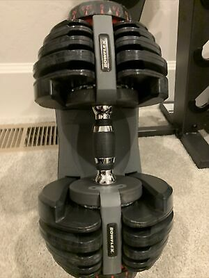 $ CDN136.89 • Buy 🏋️Bowflex SelectTech 552 Adjustable Single Dumbbell -Great Condition Ships Fast