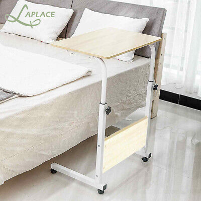 £16.89 • Buy Laptop Table Computer Notebook Desk Adjustable Portable Trolley Sofa Bed Tray UK