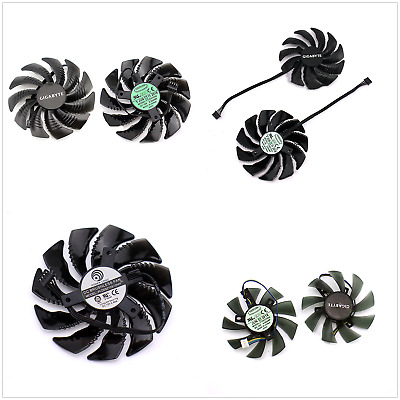 AU11.97 • Buy For Gigabyte GTX1060 1070 1080Mini ITX PLD09210S12HH Graphics Card Cooling Fan