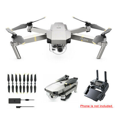 AU1399 • Buy DJI Mavic Pro Platinum 30 Mins Flight Foldable 4K Camera Drone Quadcopter 2020