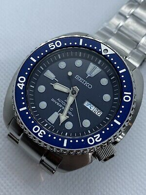 $ CDN134.24 • Buy Seiko Prospex Automatic Blue Turtle SRP773K - Mens Diver Watch
