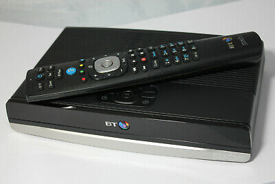BT Humax DTR-T2100 500GB YouView Recorder Unit • 11.50£
