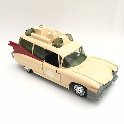 Vintage 1980's Kenner Real Ghostbusters Figure Vehicle Ecto-1 Car Toy • 4.99£