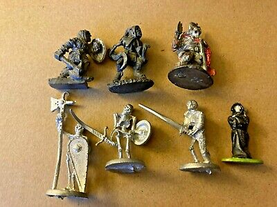 Citadel Games Workshop Skeletons - Undead  - Pre Slotta - Ral Partha (7) • 8.50£