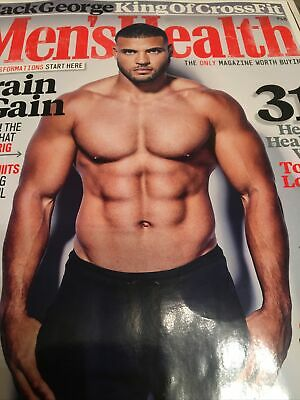 Mens Health Magazine November 2020 • 3.90£