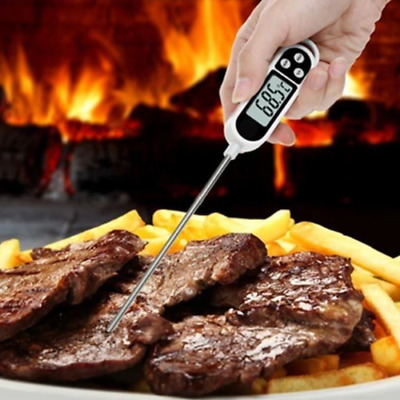 £7.54 • Buy Digital Kitchen Thermometer,Meat Oven Water Milk BBQ Cooking Temperature Probe.