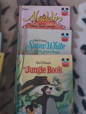 Walt Disney Classic Collection Story Books • 45£