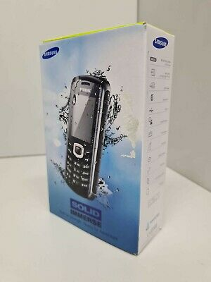 Samsung Solid Immerse GT-B2710 (Unlocked) Mobile Phone  Excellent Mint Condition • 24.99£