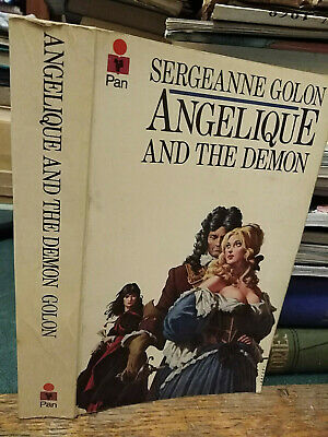 £14.99 • Buy Angelique And The Demon By Sergeanne Golon 0330242458 Pan Vintage 1975 Edition