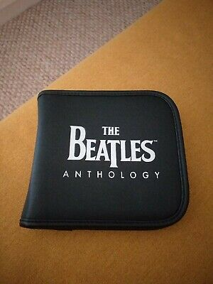 The Beatles Anthology Cd Case New • 11.99£