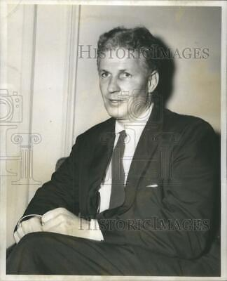 $ CDN24.25 • Buy 1955 Press Photo George Washington  Barney  Crile, Jr American Surgeon