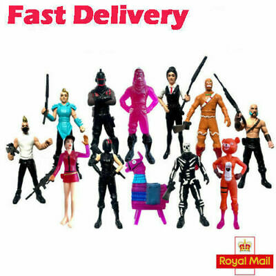 $ CDN23.85 • Buy NEW Fortnite Battle Royale Action Figures Save The World Kids TOY GIFTS 12PCS