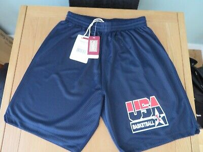 Limited Edition Mitchell & Ness Team USA 92 Practice Shorts. New With Tags. • 35£