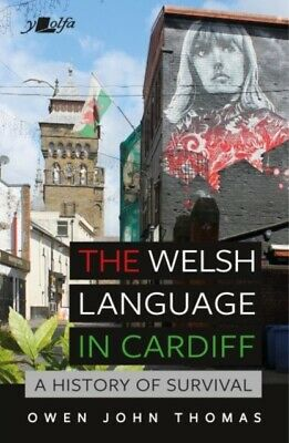 Welsh Language In Cardiff The • 10.77£