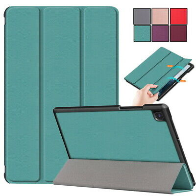 Leather Case Stand Cover For 10.4in Samsung Galaxy Tab A7 2020 T500 T505 Tablet • 9.87£